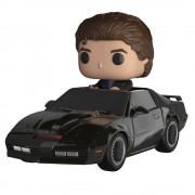 Pop! Vinyl Figura Funko Pop! Rides Michael Knight - El coche fantástico