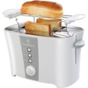 RUSSELL HOBBS RPT209 800 W Pop Up Toaster(White)