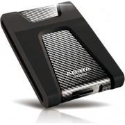 HDD eksterni Adata 1TB DashDrive HD650 Black, USB 3.0, AHD650-1TU3-CBK