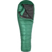Marmot Palisade Sleeping Bag regular sage green/deep forest Right Zipper 2019 Sovsäck