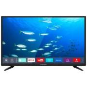 """Televizor LED Kruger&Matz 109 cm (43"""") KM0243FHD-S, Full HD (1920 x 1080), Smart TV, WiFi, CI+"""