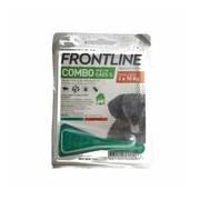Combo spot on para cães dos 2 aos 10kg 1pipeta - Frontline