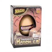 Magic Growing Pet Mystery Dinosaur Surprise Egg Hatching Miniature Dinosaur Toy