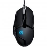 Mouse Logitech G402 Seguimiento De Alta Velocidad Con Cable - Negro