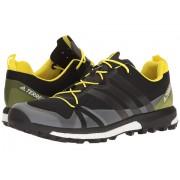 adidas Outdoor Terrex Agravic Dark GreyBlackBright Yellow