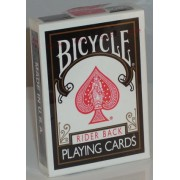 Bicycle Deck (808) Poker Black