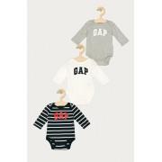 GAP - Бебешко боди 50-80 см (3 бройки)