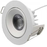 LEDsystem Scandinavia LED Downlight Dalby 6W 450lm 3000K 36D IP44