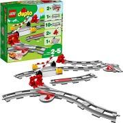 LEGO DUPLO 10882 Vasúti pálya