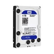 DISCO DURO WD BLUE 3.5 4TB SATA3 6GB/S 64MB 5400RPM P/PC COMP BASICO
