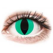 Vision ColourVUE Crazy Lens - Anaconda - sin graduación (2 lentillas)