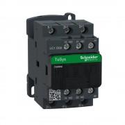 Mágneskapcsoló, 4kW/9A (400V, AC3), 240V AC 50/60 Hz vezerlés, 1Z+1Ny, csavaros csatlakozás, TeSys D (Schneider LC1D09U7)
