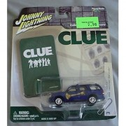Johnny Lightning 1:64 Clue 2002 Cadillac Escalade BLUE by Playing Mantis