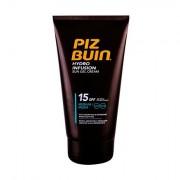 PIZ BUIN Hydro Infusion Sun Gel Cream waterproof protezione solare per il corpo SPF15 150 ml unisex
