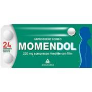 Angelini Momendol 220mg 24 Compresse Rivestite