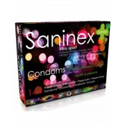 Saninex ultra sport preservativos 144 uds