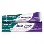 Himalaya Herbals Stain-Away gyógynövényes folteltávolító fehérítő fogkrém - 75ml