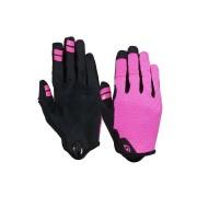 Giro La DND Bright Pink/Pink Dots Vrouwen Handschoenen