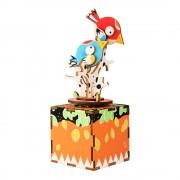 Legler Dřevěná muzikální hračka Legler Birds