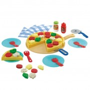 Playgo 43 Piece Make & Serve Pizza 3570