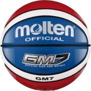 molten Basketball BGMX7-C (Indoor/Outdoor) - blau/rot/weiß   7