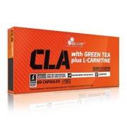 Olimp Sport Nutrition Olimp CLA & Green Tea + L-carnitine, 60 caps