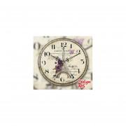 Reloj de Pared Vintage Modelo R5 - Multicolor