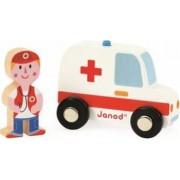 Masinuta Janod My Story - Ambulance and Medic