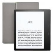 Електронен четец Kindle Oasis e-Reader, водоустойчив, 7 инчов дисплей, 300 ppi, Audible, 8 GB, WLA