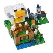 LEGO Minecraft, Cotetul de gaini 21140