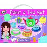 Set ceramica Picteaza un set de ceai Galt