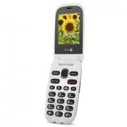 "Doro Cellulare Doro PhoneEasy 6030 2.4"" A Colori Easy Phone Clamshell Fotocamera Radio Blu"