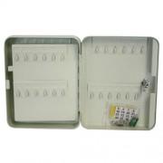 Cutie pentru chei, Strend Pro, 48 carlige, 250 x 180 x 70 mm, gri FMG-SK-221815