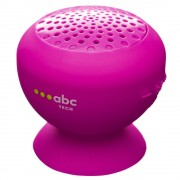Boxa portabila ABC Tech 134606 Waterproof Pink