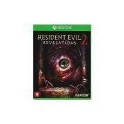 Game - Resident Evil Revelations 2 - Xbox One
