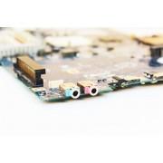 Reparatie mufa audio/sunet laptop Advent