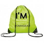 DMXGEAR Sun & Fun Drawstring Backpack Bag Yellow DMX18AC30
