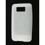 Silicone Case for HTC Touch HD2 - HTC Soft Cover (White)