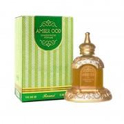 RASASI Amber Oudh - Rasasi musc huile de parfum