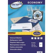 Avery ELA026 etichetta per stampante Bianco Etichetta per stampante autoadesiva