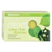 Sapun Crema Ecologic cu Tei Sodasan 100gr