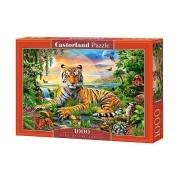 Puzzle Regele junglei, 1000 piese