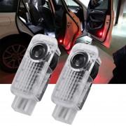 EH Proyector De Audi (instalado Un Par)-Transparent & Black