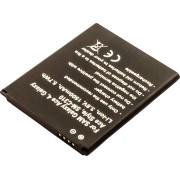 AKKU 13224 - Smartphone-Akku für Samsung-Geräte, Li-Ion, 1500 mAh