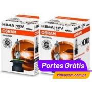 Osram Original HB4A 12v 51w P22d 9006XS ( 2 Lâmpadas )