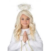 California Costumes Girl'S Guardian Angel Wig Standard
