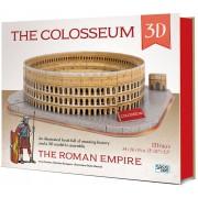 Sassi The Colosseum 3D. The roman empire. Con Giocattolo Irena Trevisan