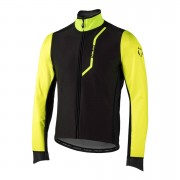 Nalini Pro Gara Jacket - XL - Black/Yellow