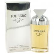 ICEBERG TWICE by Iceberg Eau De Toilette Spray 3.4 oz