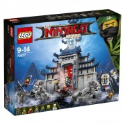 LEGO Ninjago Movie, Templul armei supreme 70617